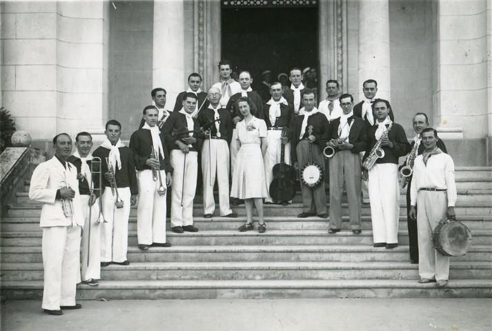 Foyer Du Marin Hotel Toulon : Fdm orchestre